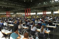 Wusstest du, dass 2,5 Tonnen Testbögen in ganz Österreich ausgeteilt wurden?