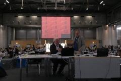 Bei gut 6.000 MedAT-Teilnehmern in Wien, musste sorgfältig geprüft, dass auch jeder in seiner der richtigen Gruppe sitzt.