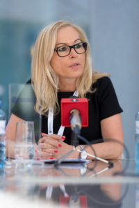 Chancengleichheit sei weiterhin von höchster Priorität betonte Univ.-Prof.in Dr.in Anita Rieder