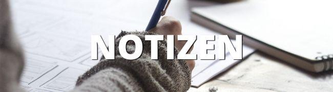 Notizen, Hand die auf Papier schreibt